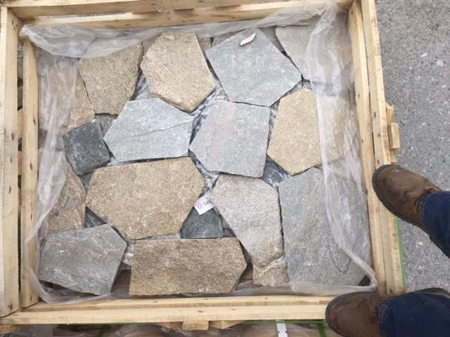 Pallet of Stone