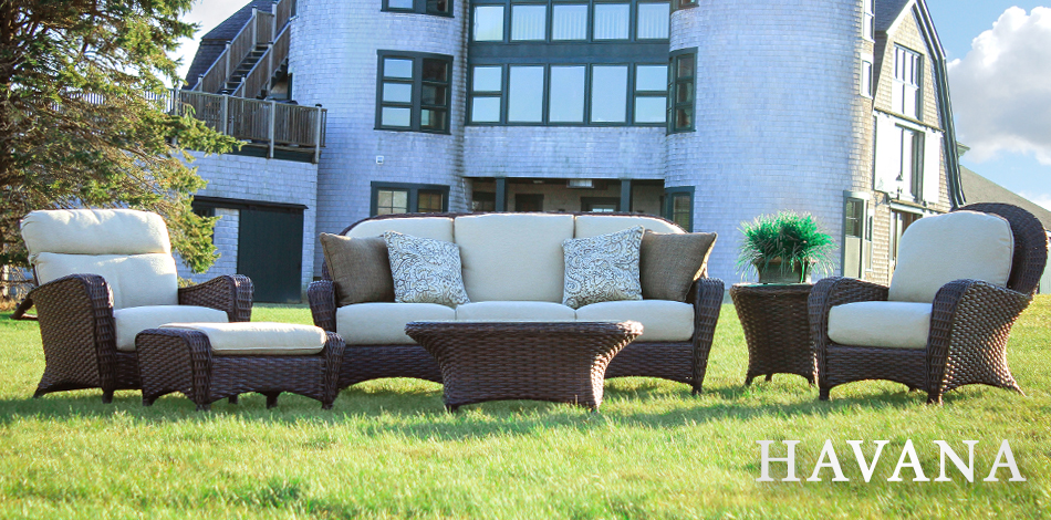 Havana All-Weather Wicker Patio Furniture